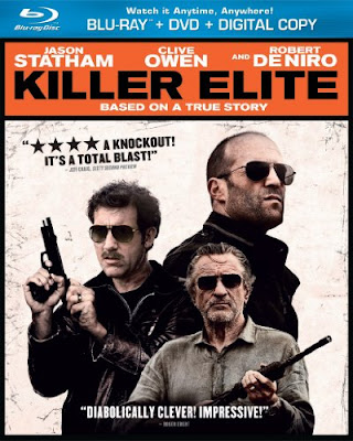 Killer Elite (2011) BluRay 720p BRRip 750MB