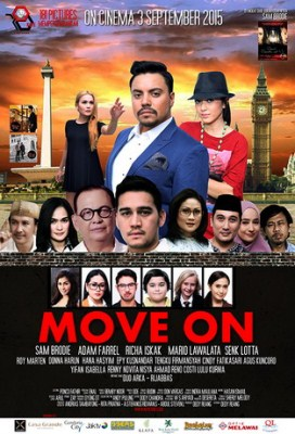 Sinopsis Film Move On - Kisah Sam Brodie