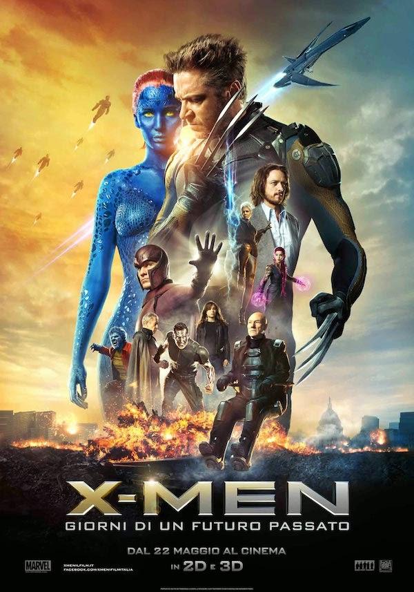 X-Men Giorni di un Futuro Passato recensione