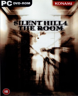 Silent Hill 4 The Room PC Box