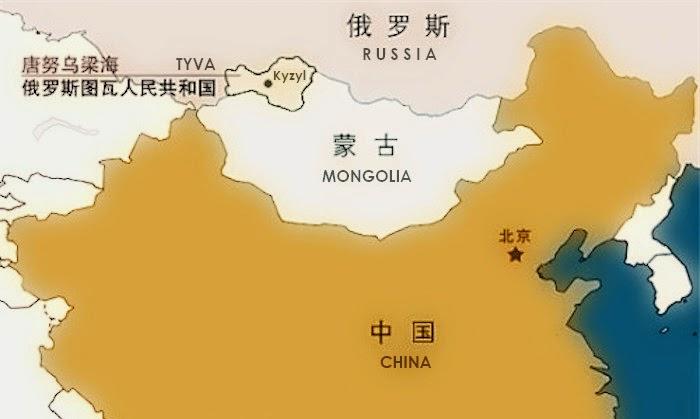 """Китайцы тоже не забывают свои """"исторические"""" территории ;)"""