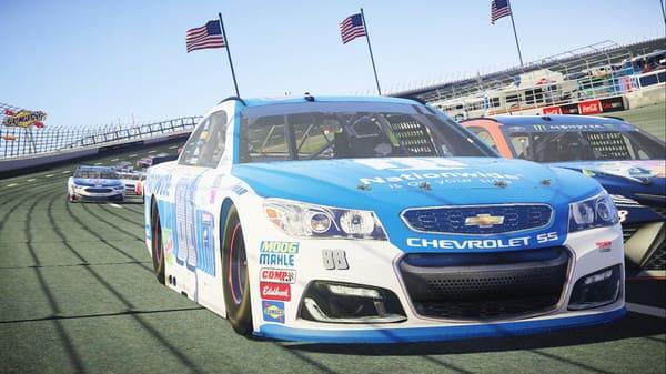 NASCAR Heat 2 2017 Jogo  completo Torrent