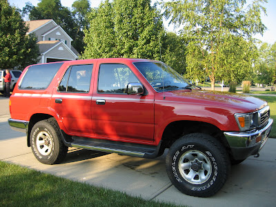 1991 Toyota 4runner Review & Owners Manual