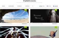 Fotos para Twitter para utilizarlas en nuestros perfiles: TwitrCovers