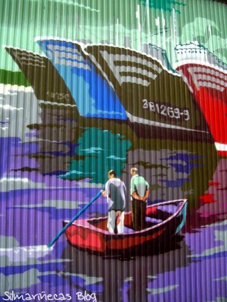 murales en Zaramaga - Vitoria - Álava