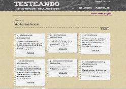 TESTEANDO- 6º PRIMARIA