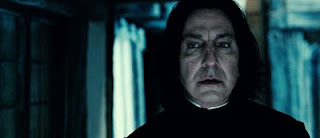 Alan Rickman as Snape, © 2011 WARNER BROS. ENTERTAINMENT INC