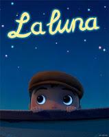 La Luna corto Pixar poster