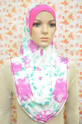 ASTERISK HIJAB: SYRIA (LYCRA & COTTON)