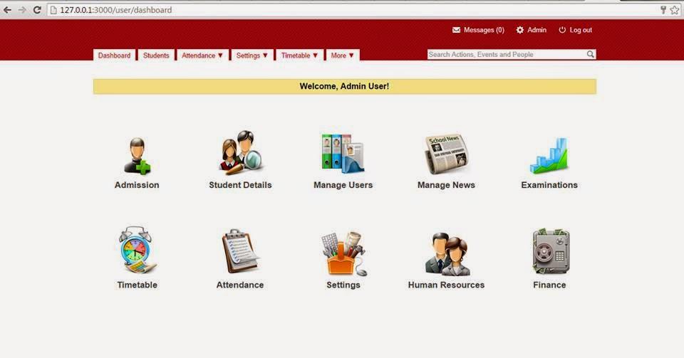 Bagaimana untuk membuat Instalasi FEDENA pada Operating System Windows 7 8