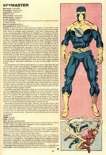 Espia Maestro (ficha marvel comics)