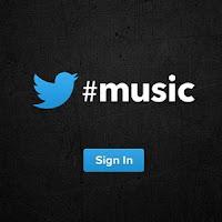 Serviço de música do Twitter
