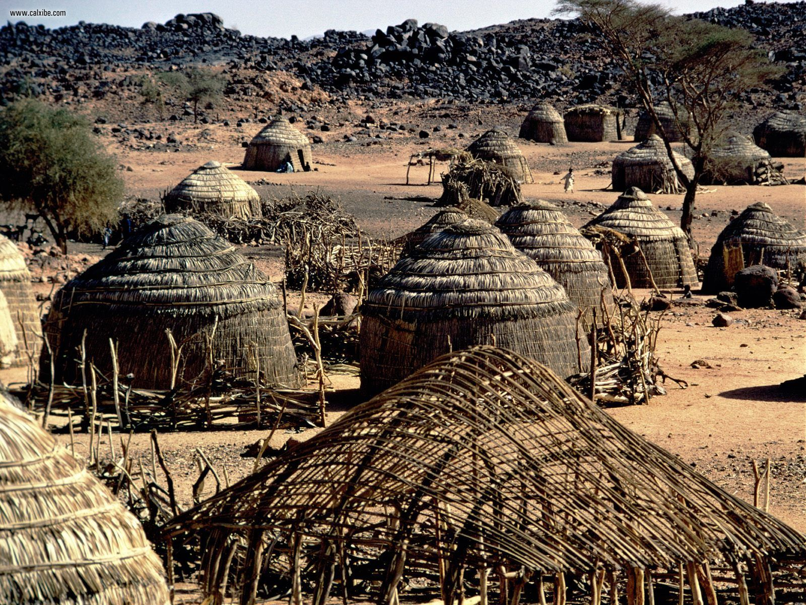 Niger – Travel Guide and Travel Info | Tourist Destinations Poor African Villages
