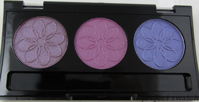LA Colors Iris Eyeshadow Trio