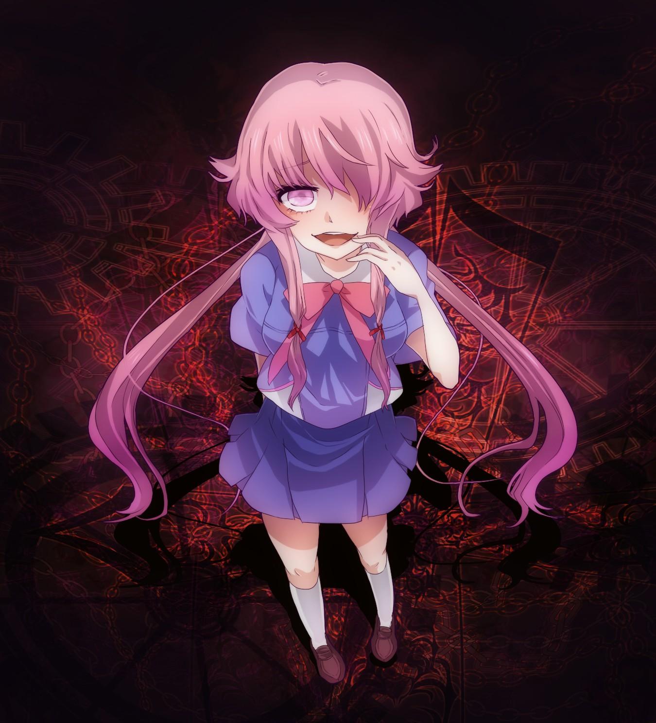 Blood Moon Contest - 1ª Fase Gasai.Yuno.full.828306