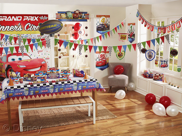 Disney·Pixar Cars: The Birthday Grand Prix