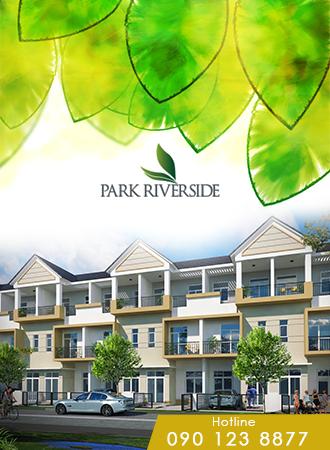 Nhà phố Park Riverside