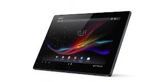 Sony Xperia Tablet Z Spesifikasi, fitur dan info Harga