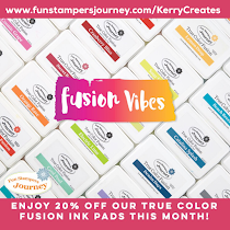 Fusion Vibes Get 20% off our Inks!
