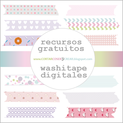 freebie recurso digital gratis washitape
