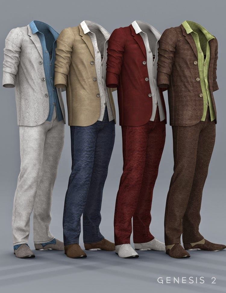Download DAZ Studio 3 for FREE! DAZ 3D - Yakuza Outfit Textures