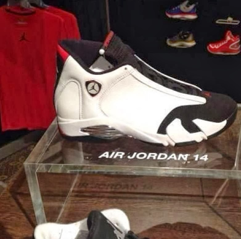 newest 16066 6fb3d Here is new images of the at the 2014 Air Jordan 14