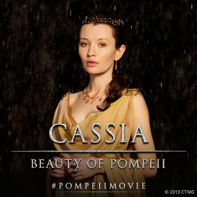 pompeii cassia