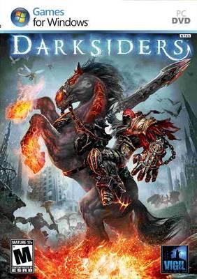 Darksiders Front Cover 47579 Darksiders [PC] Repack