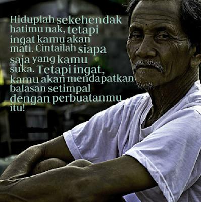 Kata - Kata Mutiara Orang Tua yang menyentuh Hati
