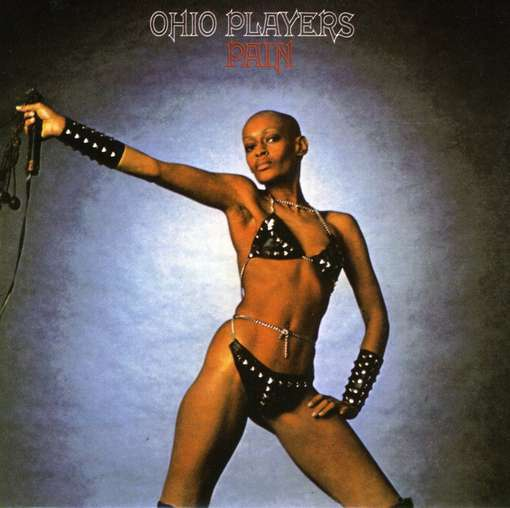 Ohio Players - Pain album cover