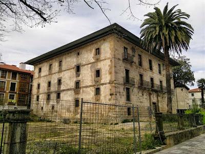 Palacio del Marqués de Buniel - Balmaseda