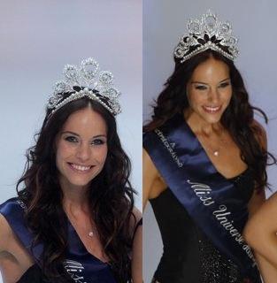 Miss World Hungary 2011 Linda Szunai