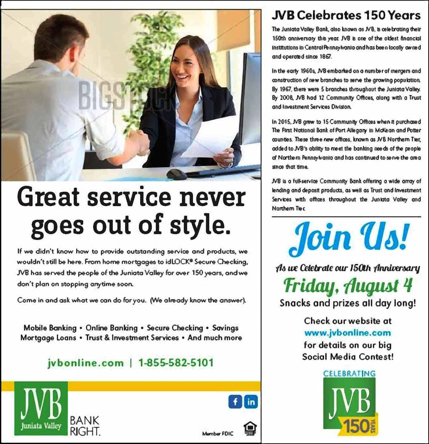 JVB Bank