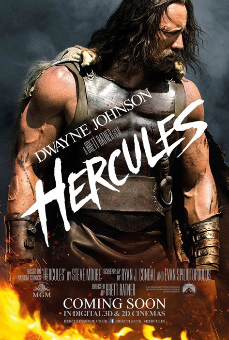 Hercules - worst movie of 2014
