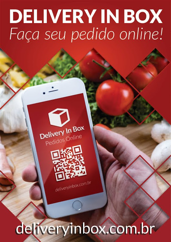 Pague menos no seu lanche com Delivery In Box