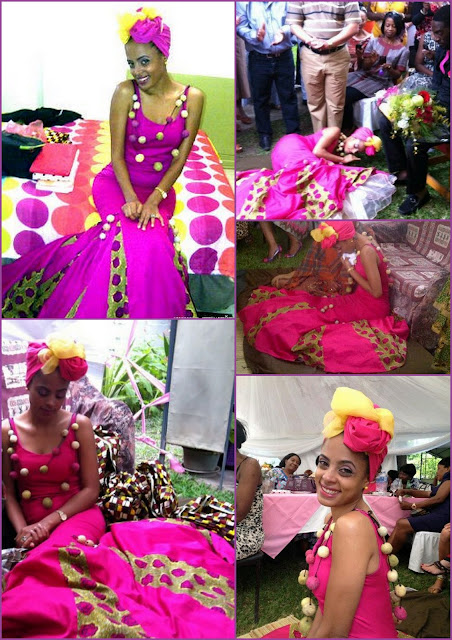 Zambian Traditional Wedding Dresses - Wedding Dress ...