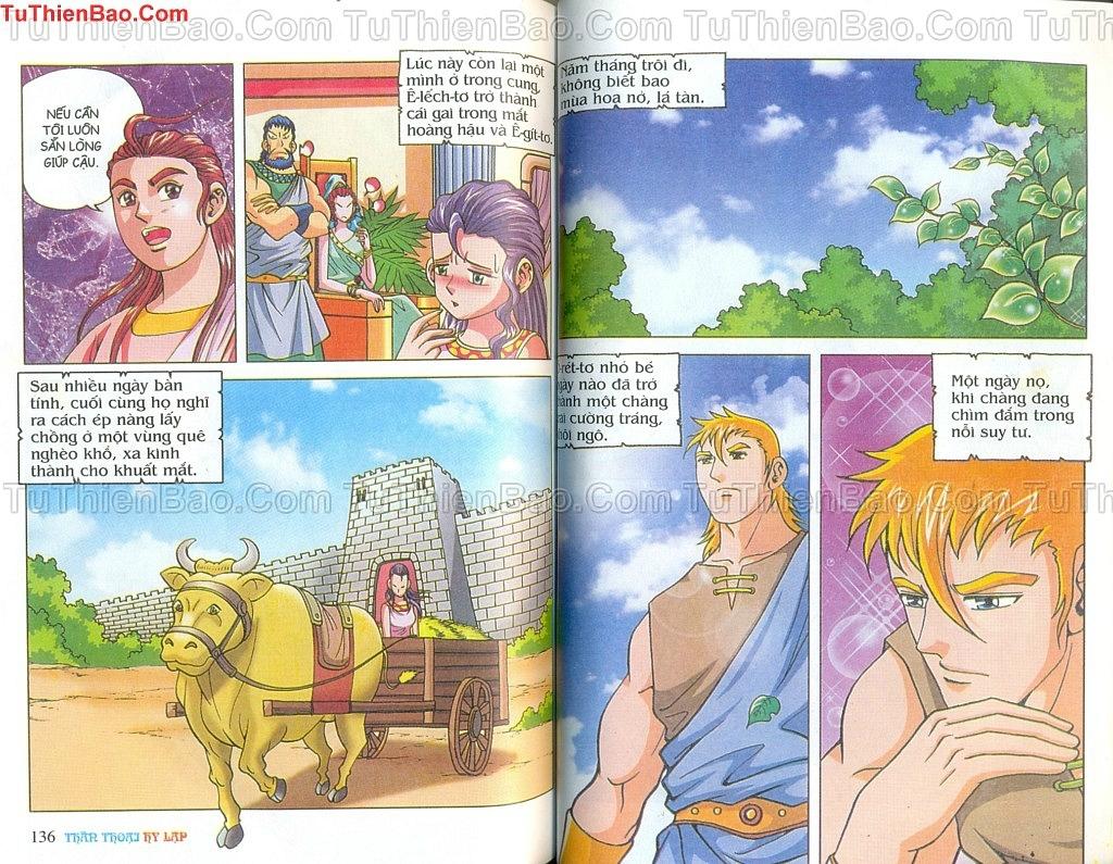 Thần thoại Hy Lạp Chapter 14 - Trang 67