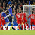 Capital One Cup: Chelsea (2) 1-0 (1) Liverpool.
