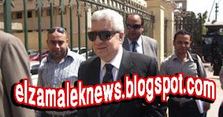 مرتضى منصور المحامي الشهير