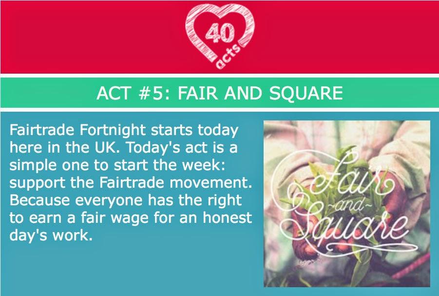 fair trading act