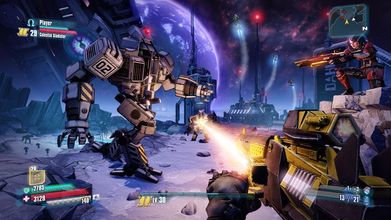 Borderlands The Pre-Sequel screenshot