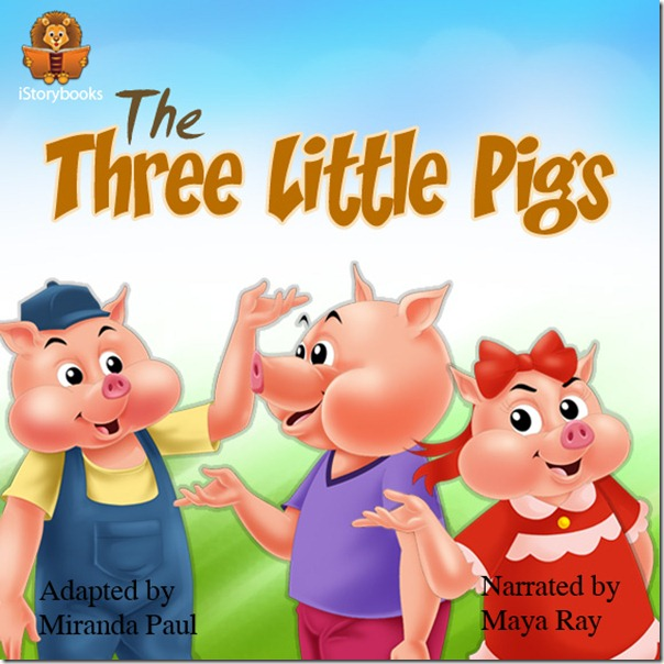 Miranda Paul Childrens Author Is the Story of the Three Little