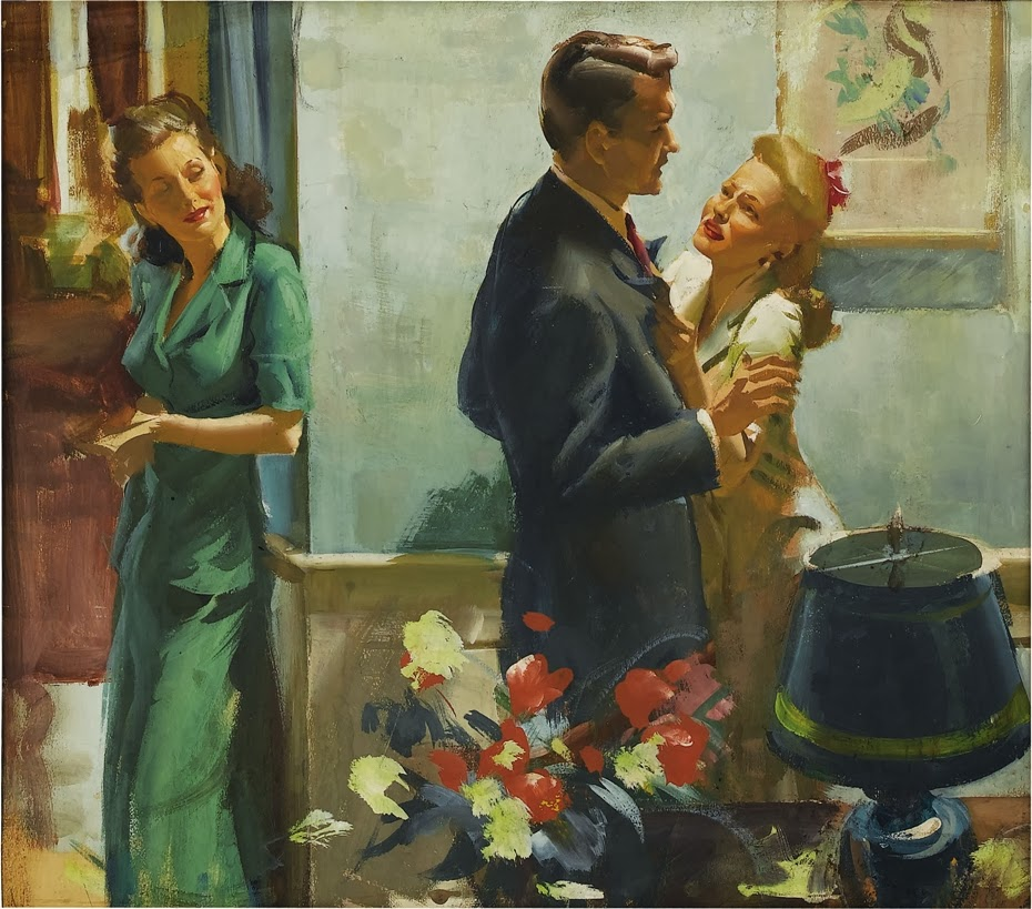 Harry Anderson | 1906-1996 | American Award Winning Artist ...