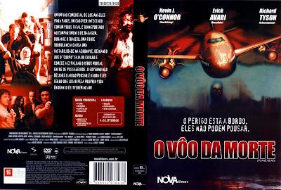 O Vôo Da Morte DVD Capa