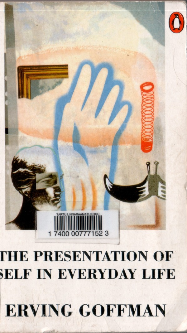 an analysis of the presentation of self in everyday life by goffman Outline and critically assess goffman's view of the 'presentation of self in everyday life' the way in which goffman explains how people present themselves in society is with the metaphor of a theatrical performance.