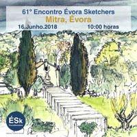 61º Encontro ÉSk | Mitra, Évora