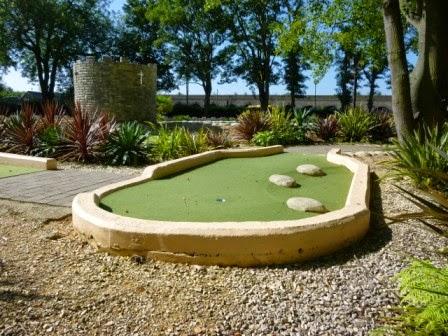 Windsor Adventure Golf course