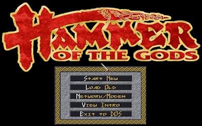 Hammer of the Gods game