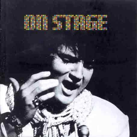 Download  musicasBAIXAR CD Elvis Presley – On Stage (1970)