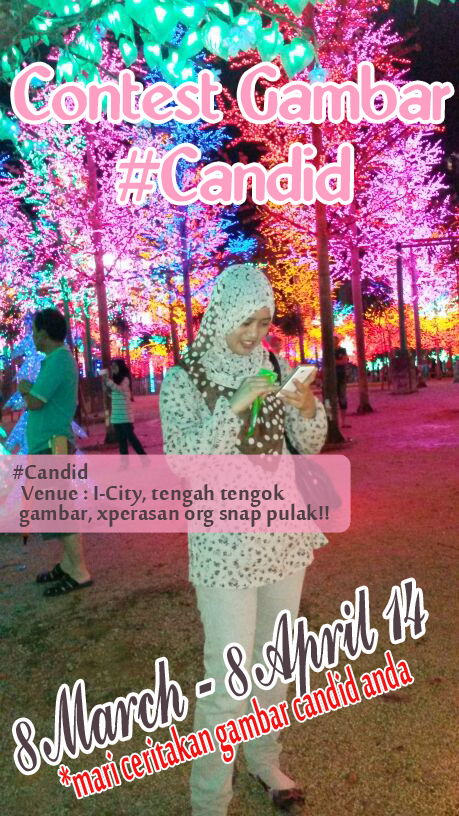 Contest Gambar Candid By Sharina